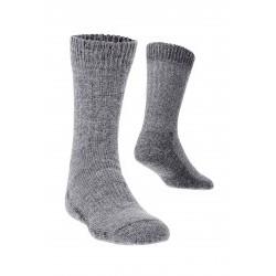 Alpaka  Frottee Socken